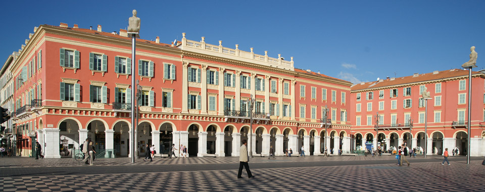 Just steps from the famous Place Massena